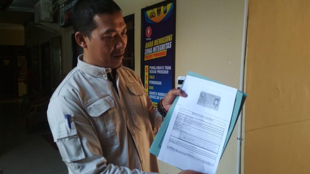 Terima Sms Banking Uang Nasabah Bri Di Ponorogo Raib Rp 21 5 Juta