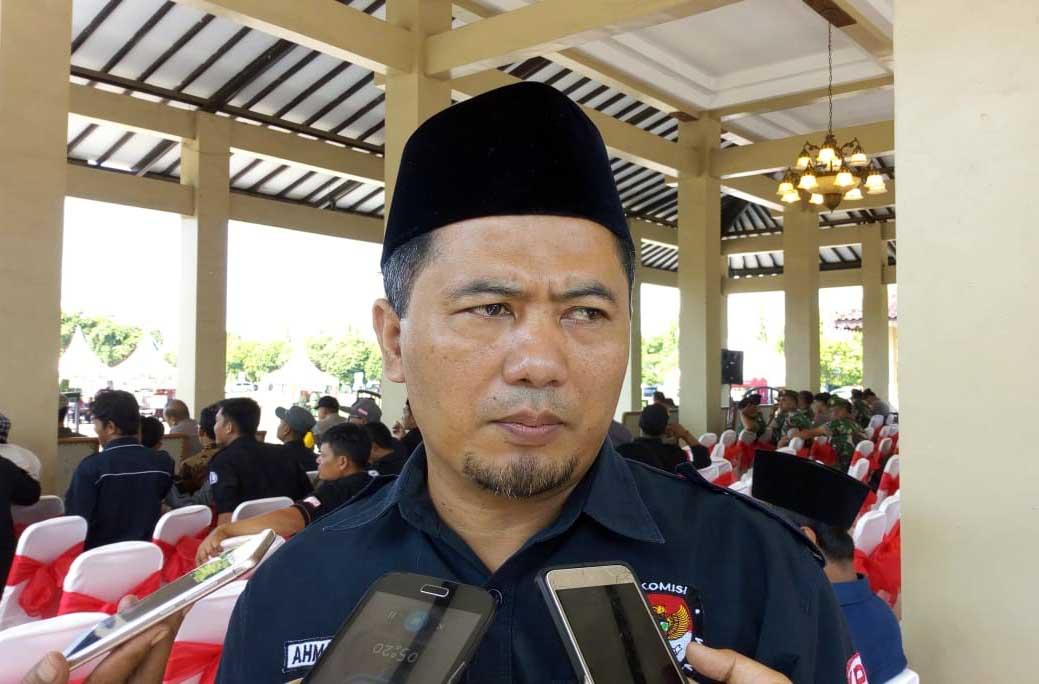 KPUD Ponorogo Siapkan Logisitk PSU di TPS 06 Bancangan