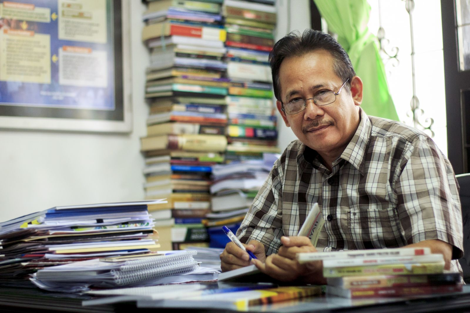 Prof. Ishomuddin, Dosen UMM Pemilik HKI Terbanyak se-Indonesia