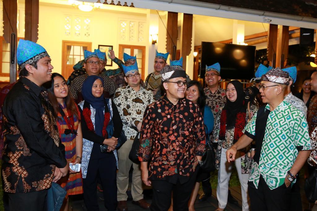 Bupati Banyuwangi Berbagi Pengalaman dengan 33 Diplomat Kemenlu