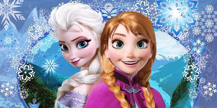Ada Elsa dan Empat Putri Baru di Frozen 2?