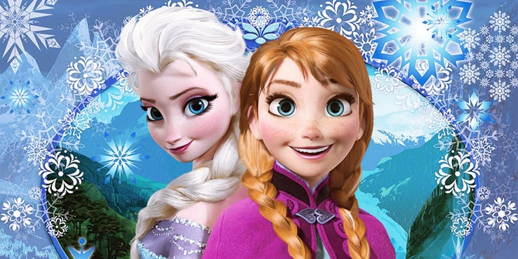 mewarnai gambar elsa frozen 2  colouring mermaid