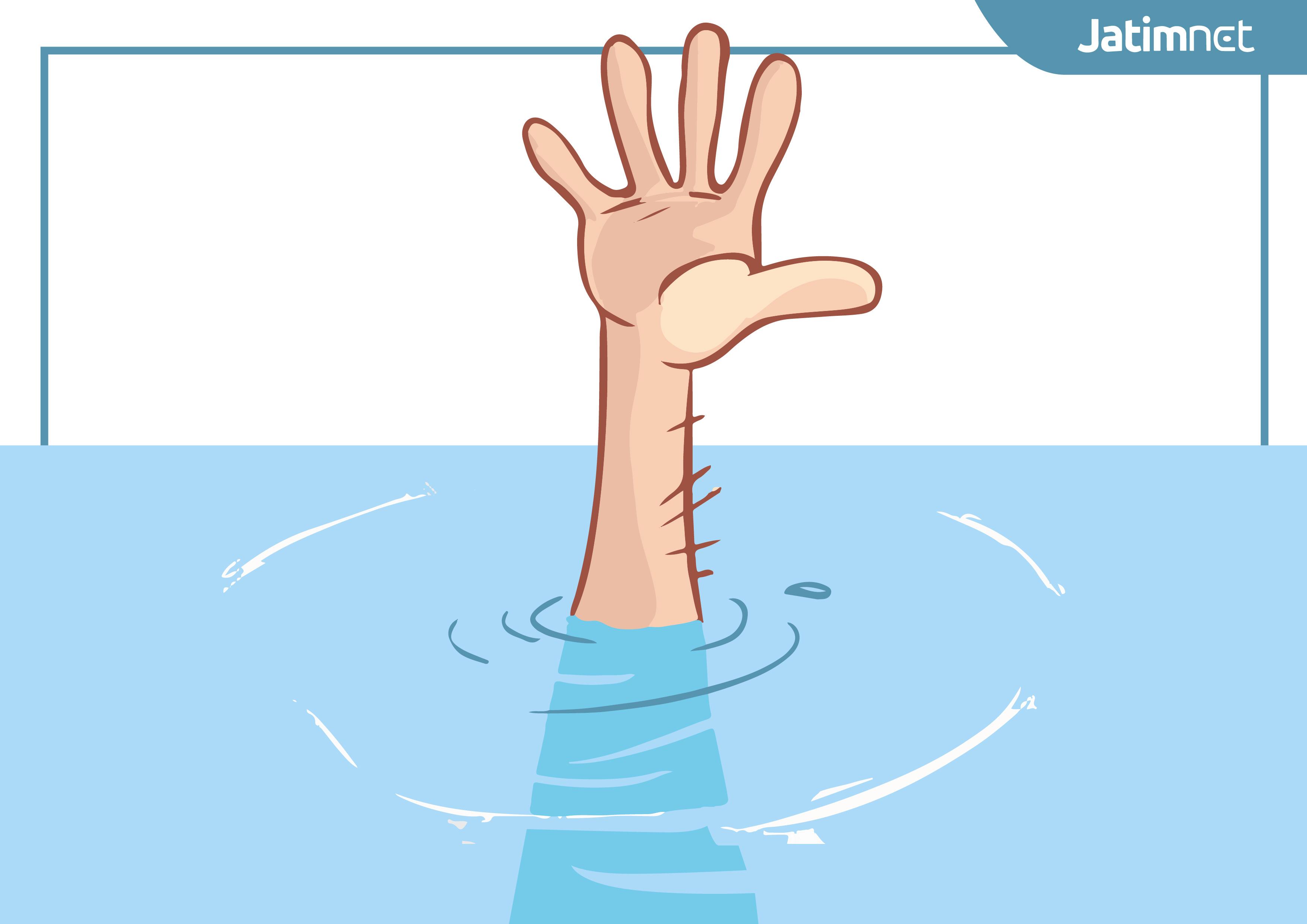 SAR Jember Terus Upayakan Pencarian Korban Tenggelam