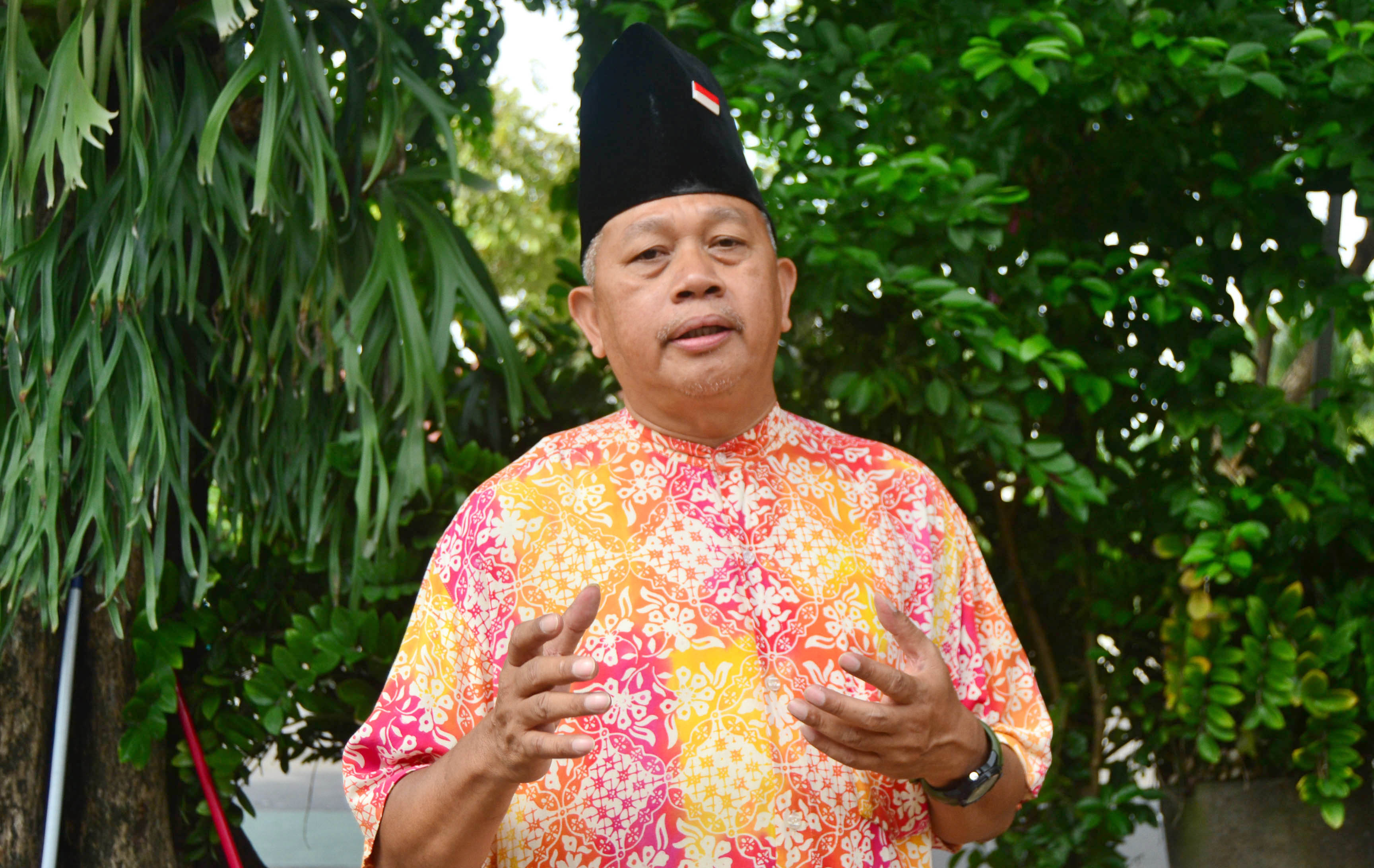 "Pengakuan Djadi Galajapo, Pemberi Gelar ""Cak-Jancuk"" ke Jokowi"