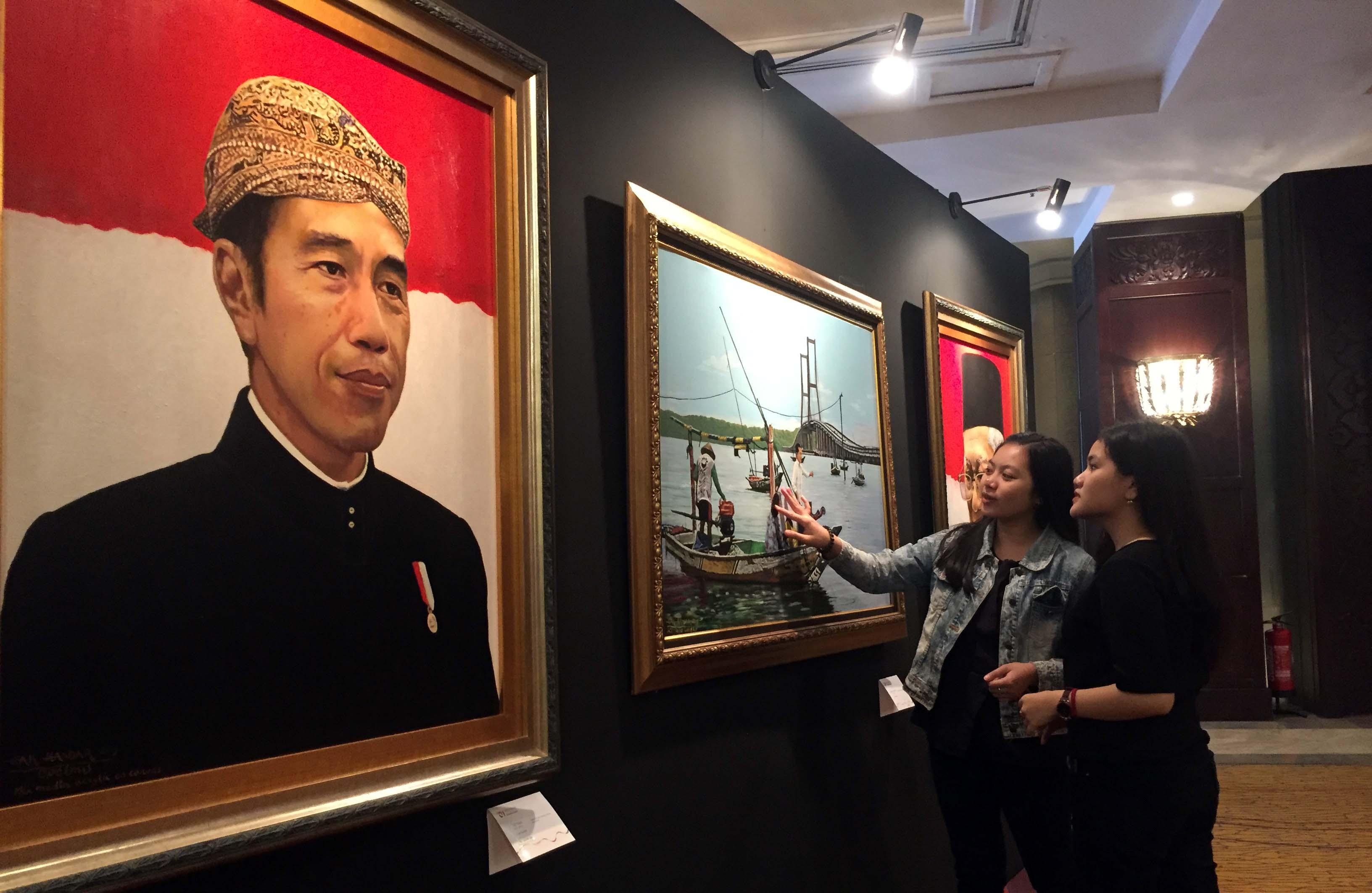 Lelang Benda Koleksi Jokowi, TKN Target Kumpulkan Rp3 Miliar