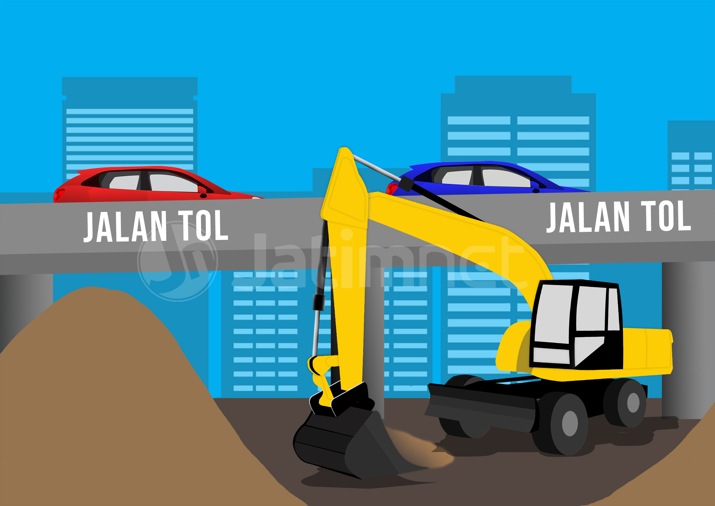 PUPR Dorong Sektor Swasta Terlibat dalam Pembangunan Infrastruktur
