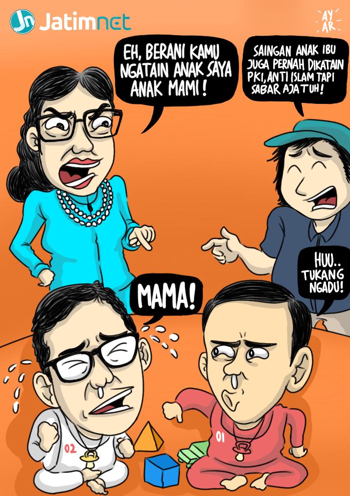 Anak PKI dan Anak Mami