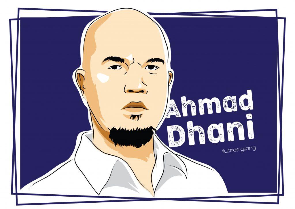 Soal Penyitaan Akun Instagram, Ahmad Dhani Bantah Pernyataan Polisi