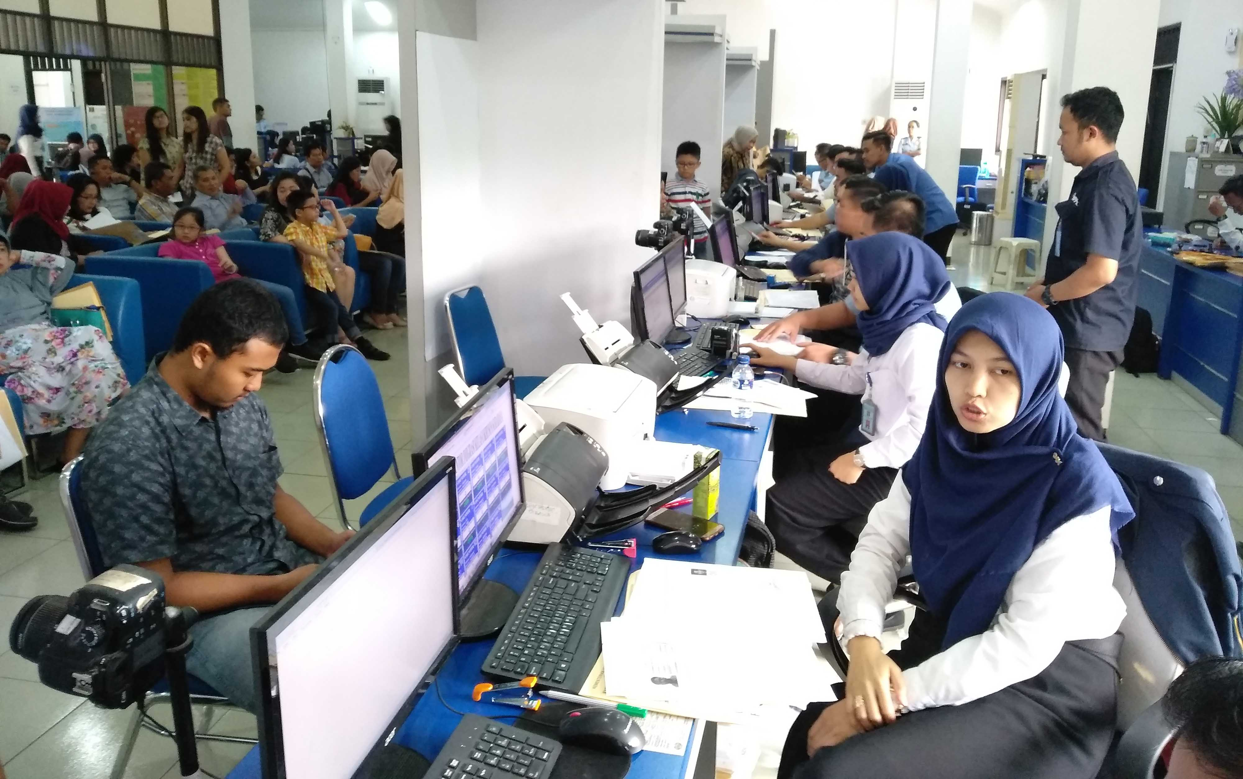 Triwulan Pertama, Imigrasi Surabaya Tindak 22 WNA yang Melanggar