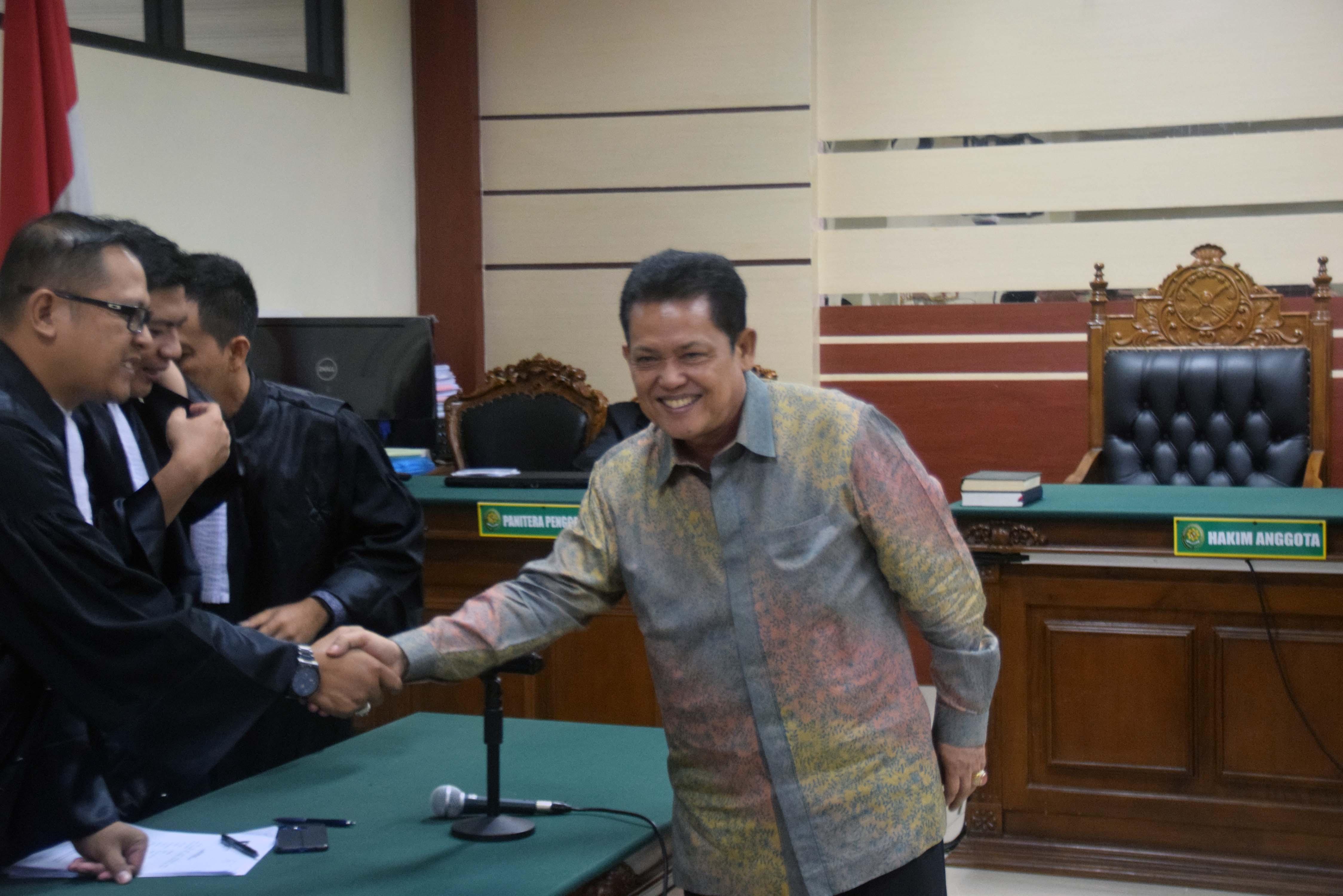 Wali Kota Pasuruan Nonaktif Dituntut Enam Tahun Penjara