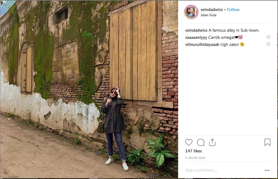 Lima Spot Instagramable Baru di Surabaya