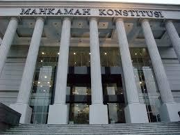 MK Tolak Permohonan Uji Aturan Hitung Cepat