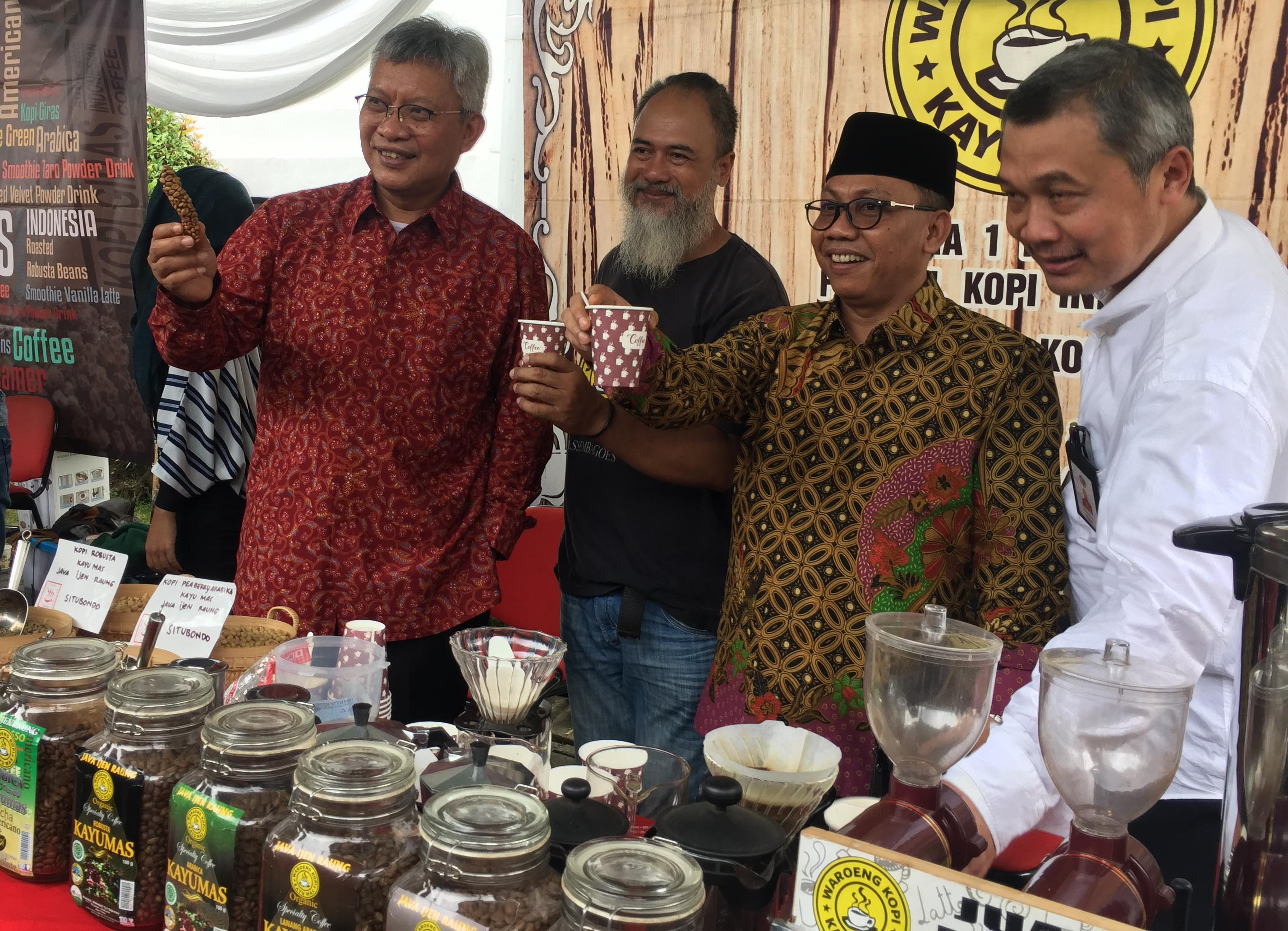 Indonesia Diprediksi Bisa Jadi Importir Kopi