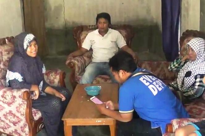 Petugas Kesehatan Minta Hosi'ah Hentikan Kebiasaan Makan Sabun