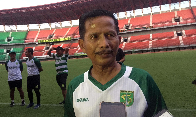 Laga Persebaya Kontra Madura United Ditunda, Djanur Bersyukur