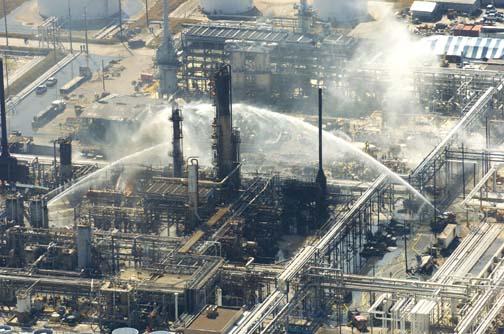 Pabrik Kimia di Cina Meledak, 44 Meninggal