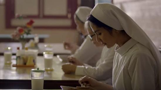Ave Maryam, Film Tentang Kisah Kasih Seorang Biarawati