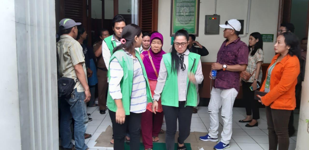 Tiga Kurir Sabu-SabuSurabaya di Vonis Penjara Seumur Hidup