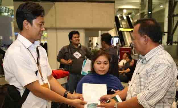 Pekerja Migran Diah Anggraini Bisa Pulang ke Malang