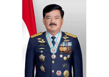Panglima TNI Tegaskan Dwifungsi ABRI Adalah Masa Lalu