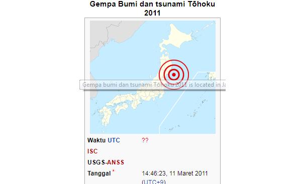 Ini Efek Gempa Paling Misterius