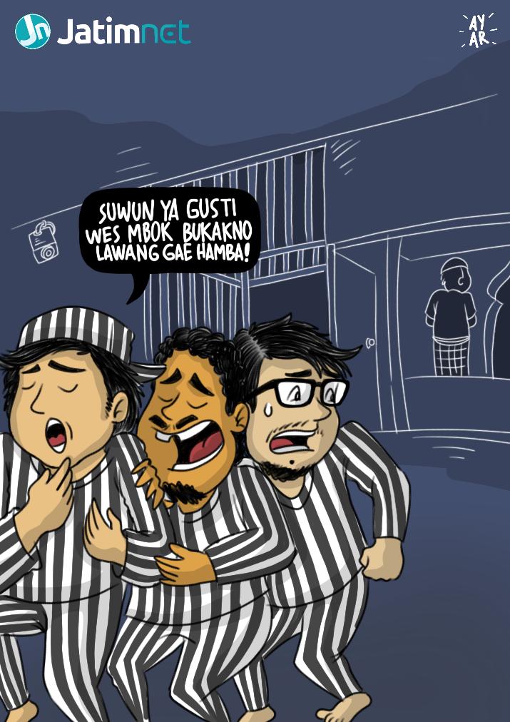 Tiga Tahanan <em>Ucul Koyo</em> Tuyul