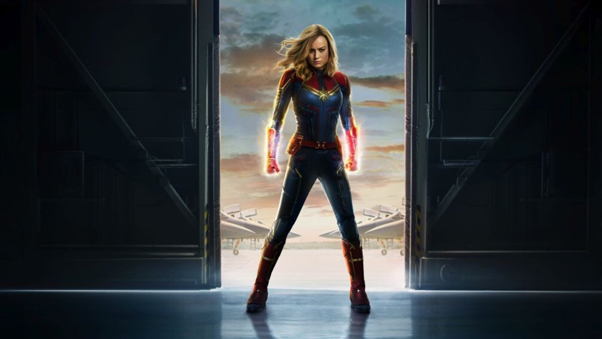 "Misteri Kekuatan ""Time Travel"" Captain Marvel"