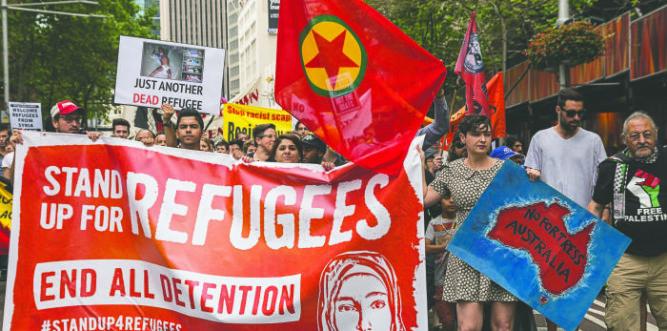 Beri Akses Pengobatan Pada Pengungsi, Apakah Australia Melunak?
