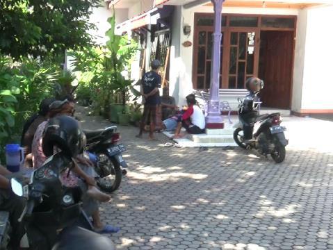 Tiga Motor Anggota KPPS Probolinggo Raib Dirampok