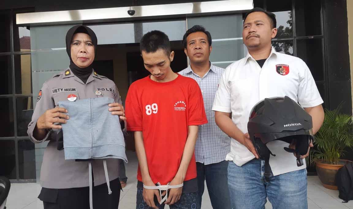 Pencuri Spesialis Rumah Kosong Dibekuk Polisi