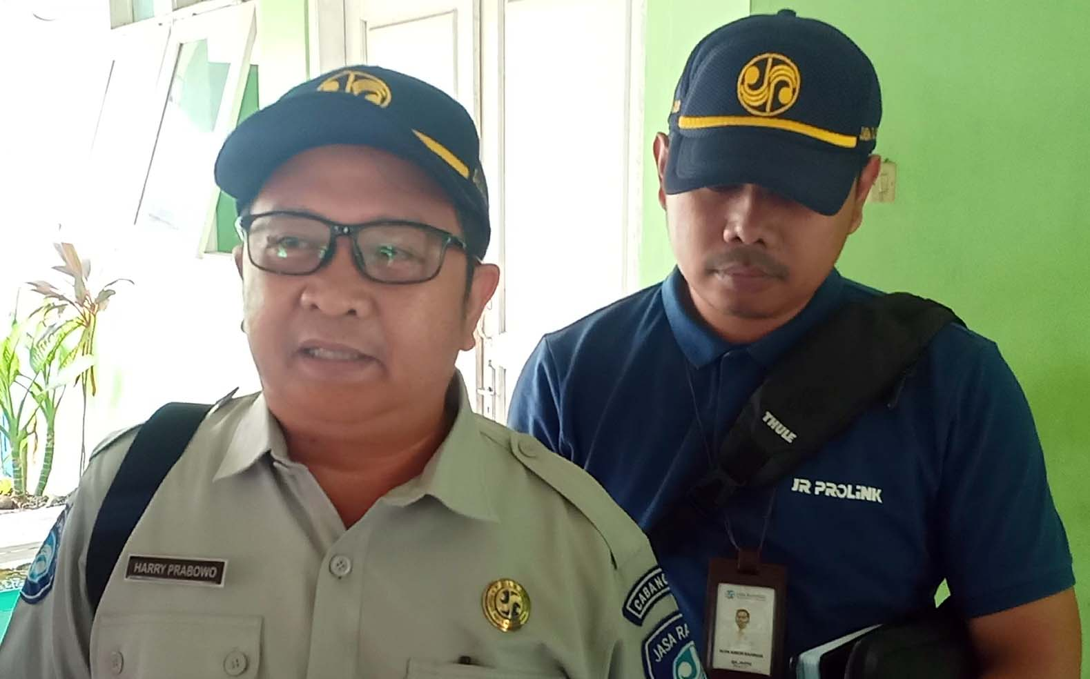 Jasa Raharja Beri Asuransi Korban Laka Minibus di Probolinggo