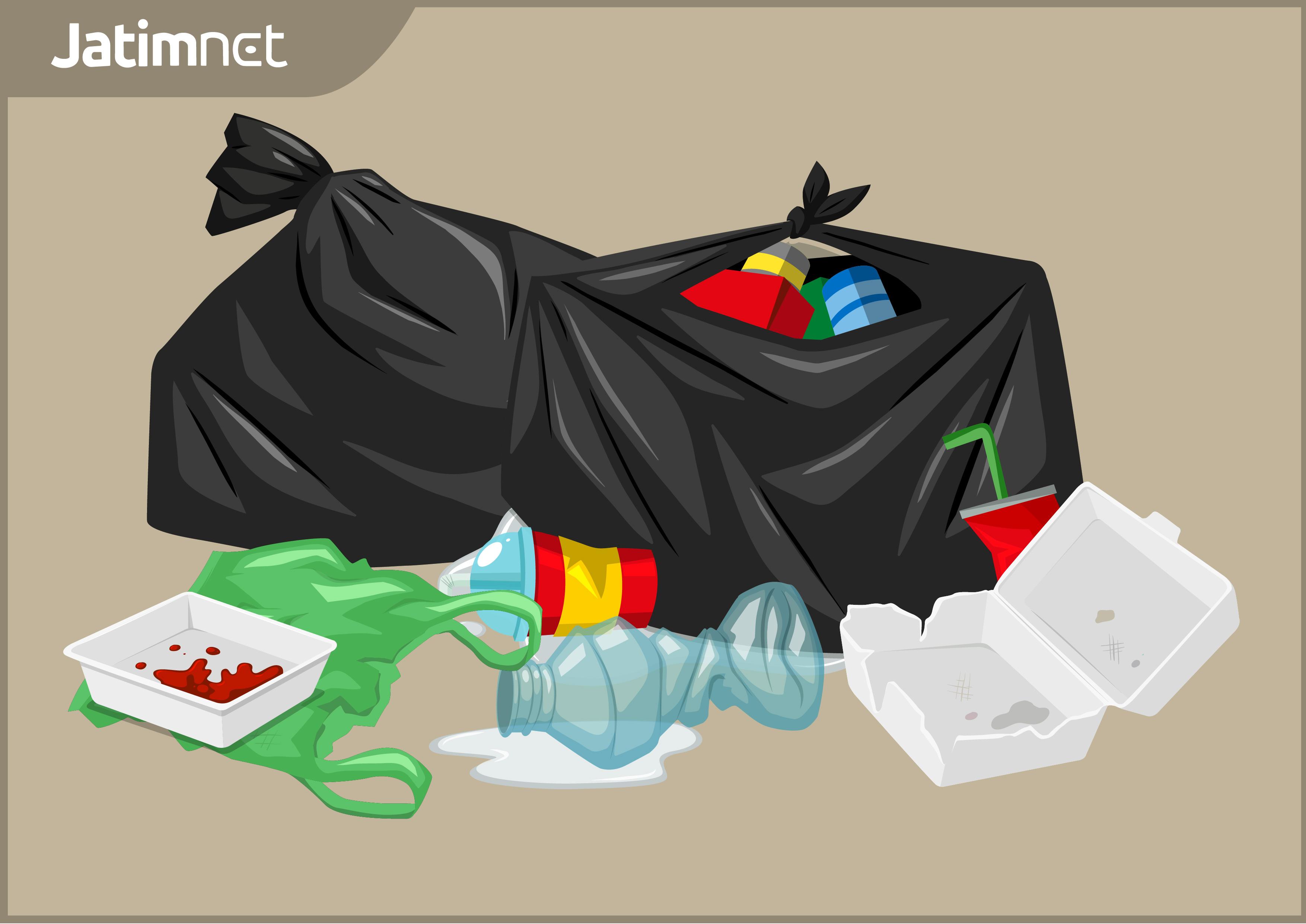 Tekan Pencemaran Mikroplastik, DLH Gelar Patroli Sepanjang Sungai