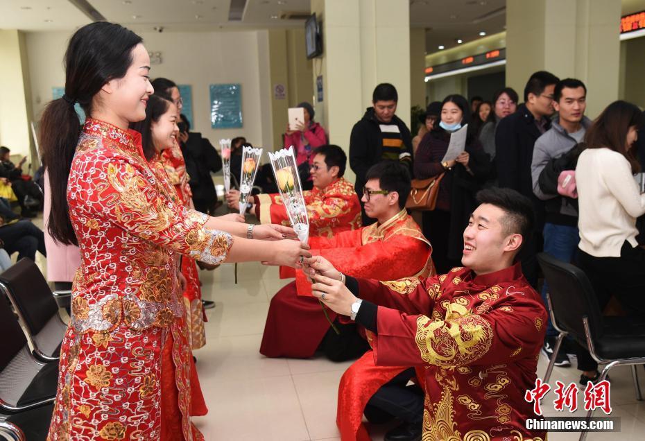 Kampus Di Cina Buka Kelas Pernikahan dan Percintaan