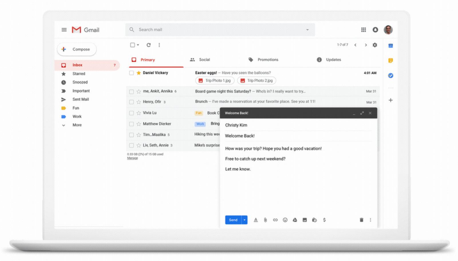 Ini Fitur Terbaru Gmail yang Bisa Digunakan Bulan Ini