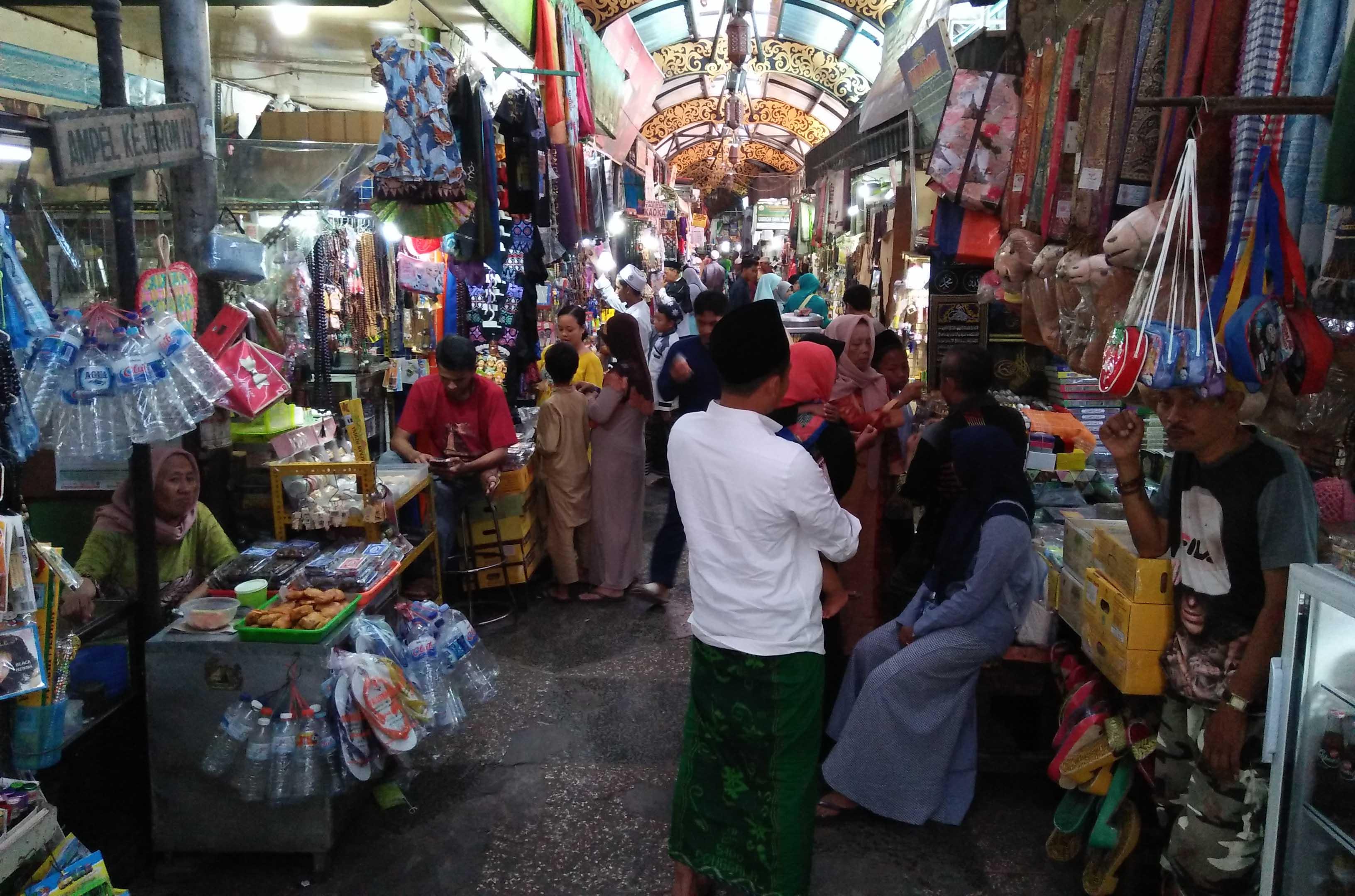 Pemkot Surabaya Diminta Menata Kawasan Wisata Ampel