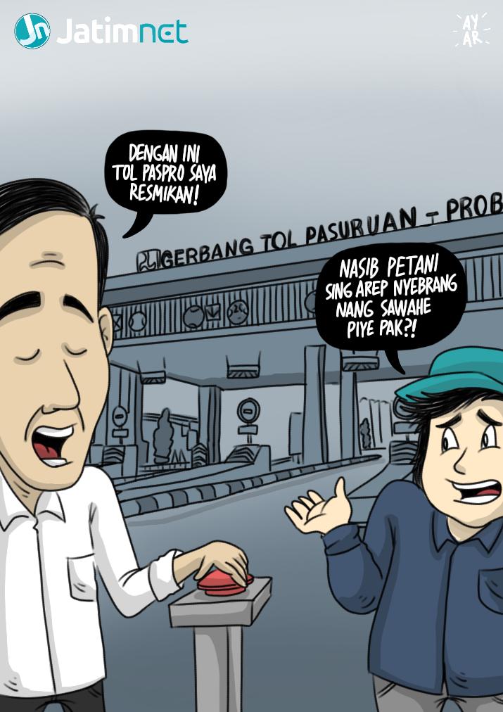 Tol Pasuruan-Probolinggo&nbsp;Gratis Dua Minggu <em>Bro</em>!<br /> &nbsp;