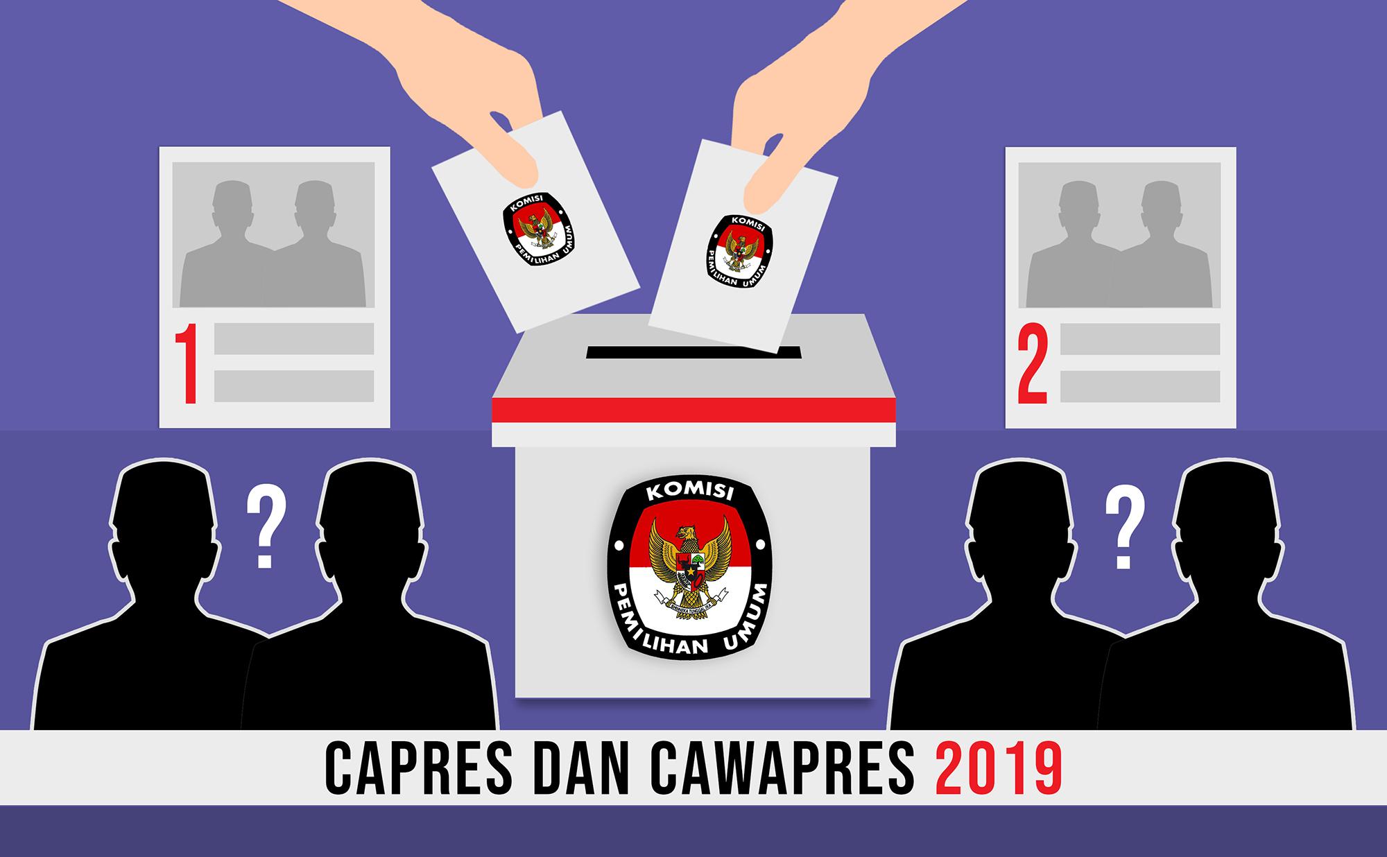 Mendagri Optimis Partisipasi Pemilu 2019 Melebihi Target