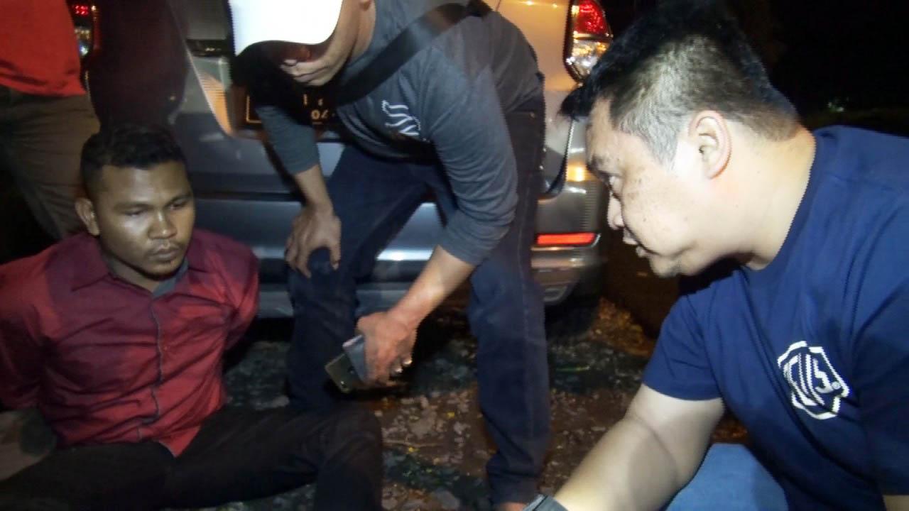BNNP Jatim Ringkus Lima Pengedar Narkoba Asal Aceh