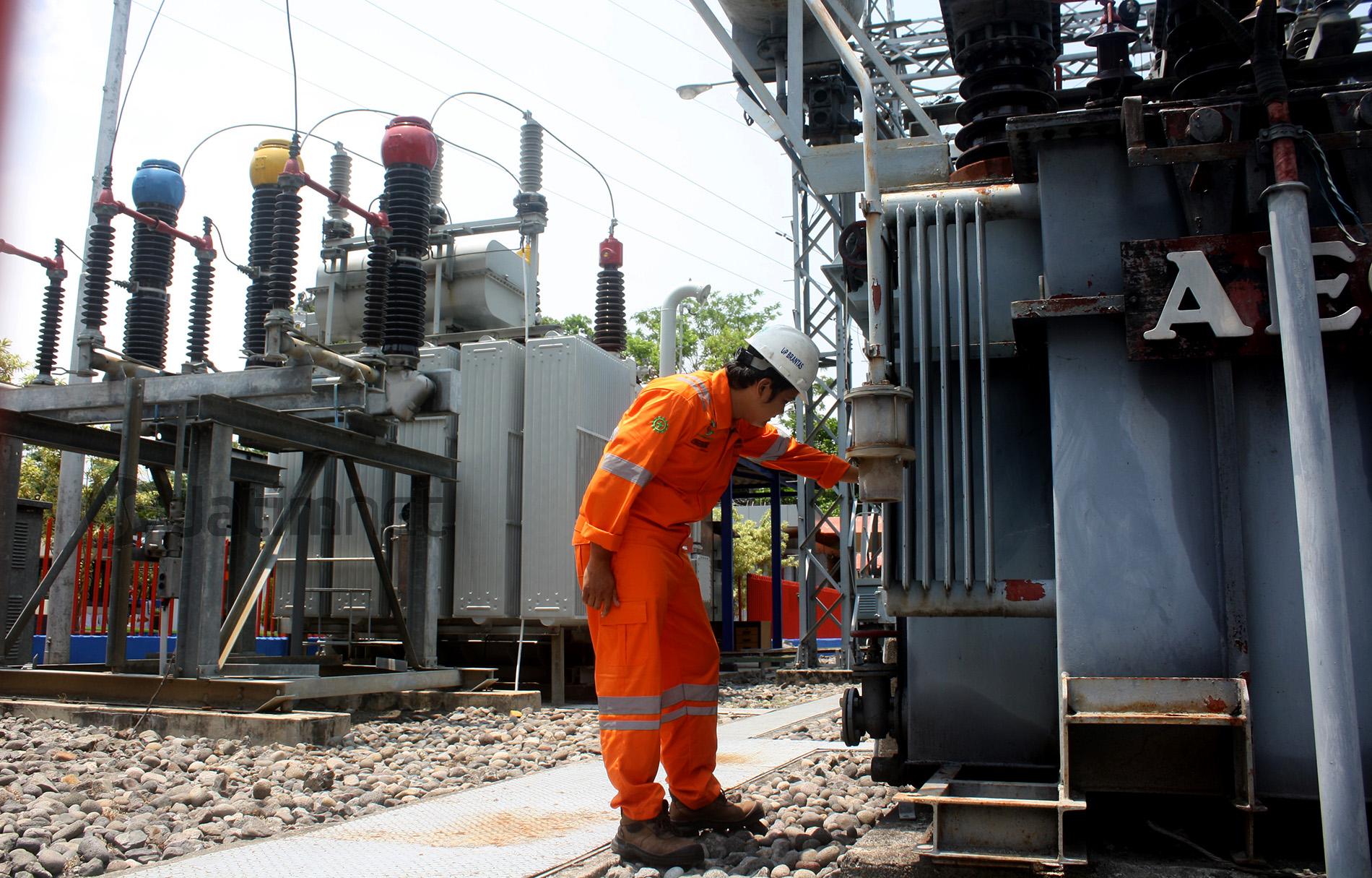 PLN Sumut-Asian Agri Operasikan Pembangkit Tenaga Biogas