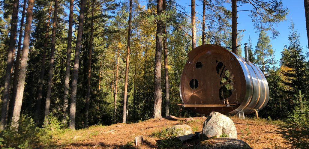 Rumah Pohon Portabel Seharga Nyaris Setengah Miliar