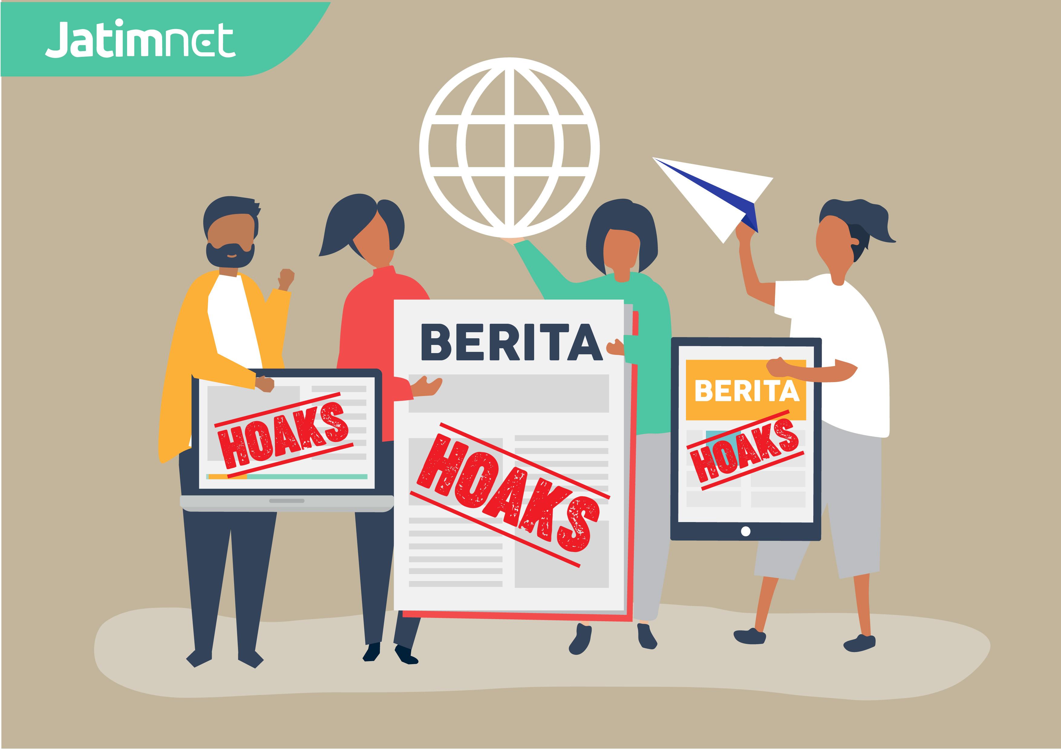 Penyebaran Konten Provokatif Meningkat Pasca Hitung Cepat