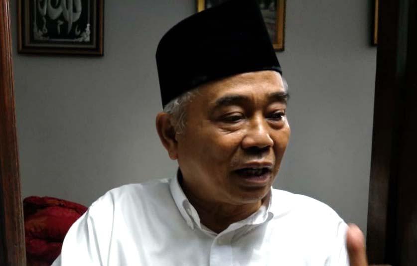 Kiai Asep Bantah Beri Rekomendasi Jabatan Kakanwil Kemenag Jatim