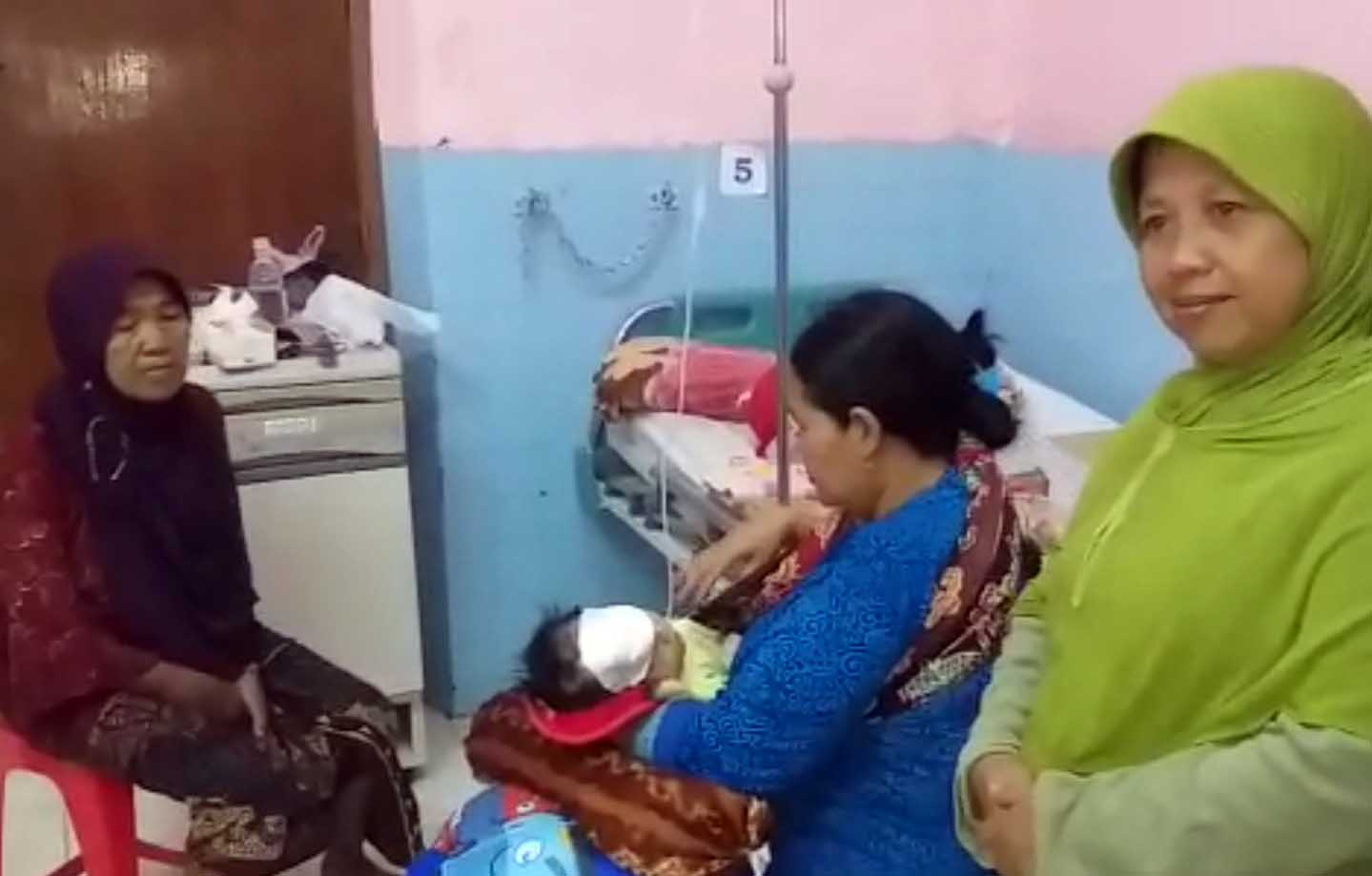 Kera Liar Serang Bayi di Probolinggo