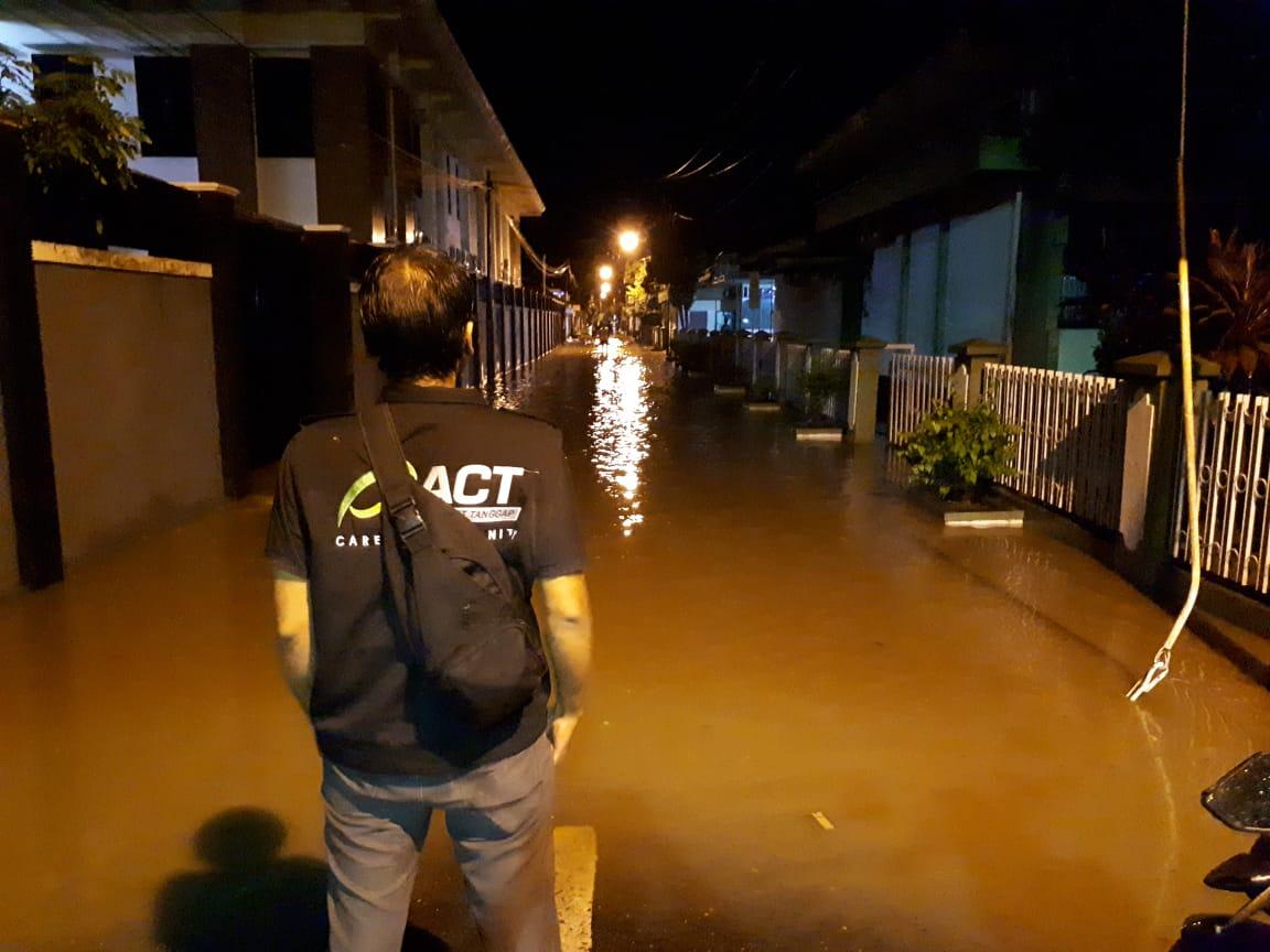 Banjir di 17 Daerah Jatim Sebagian Besar Sudah Surut