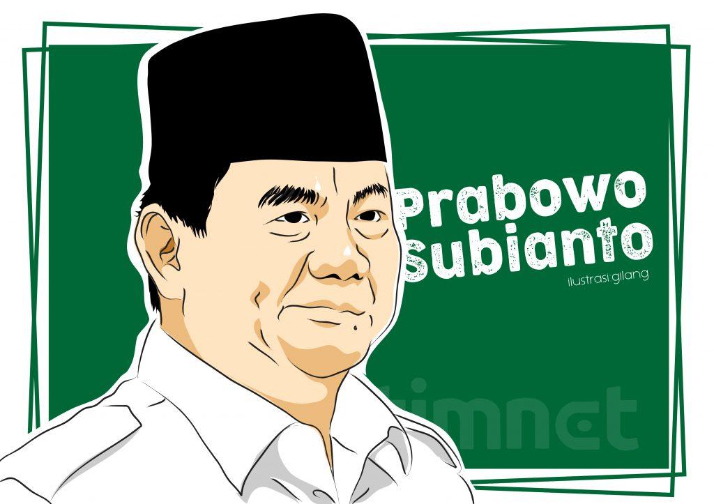 Prabowo Nyatakan Pemilu Bisa Damai Kalau Tidak Ada Kecurangan