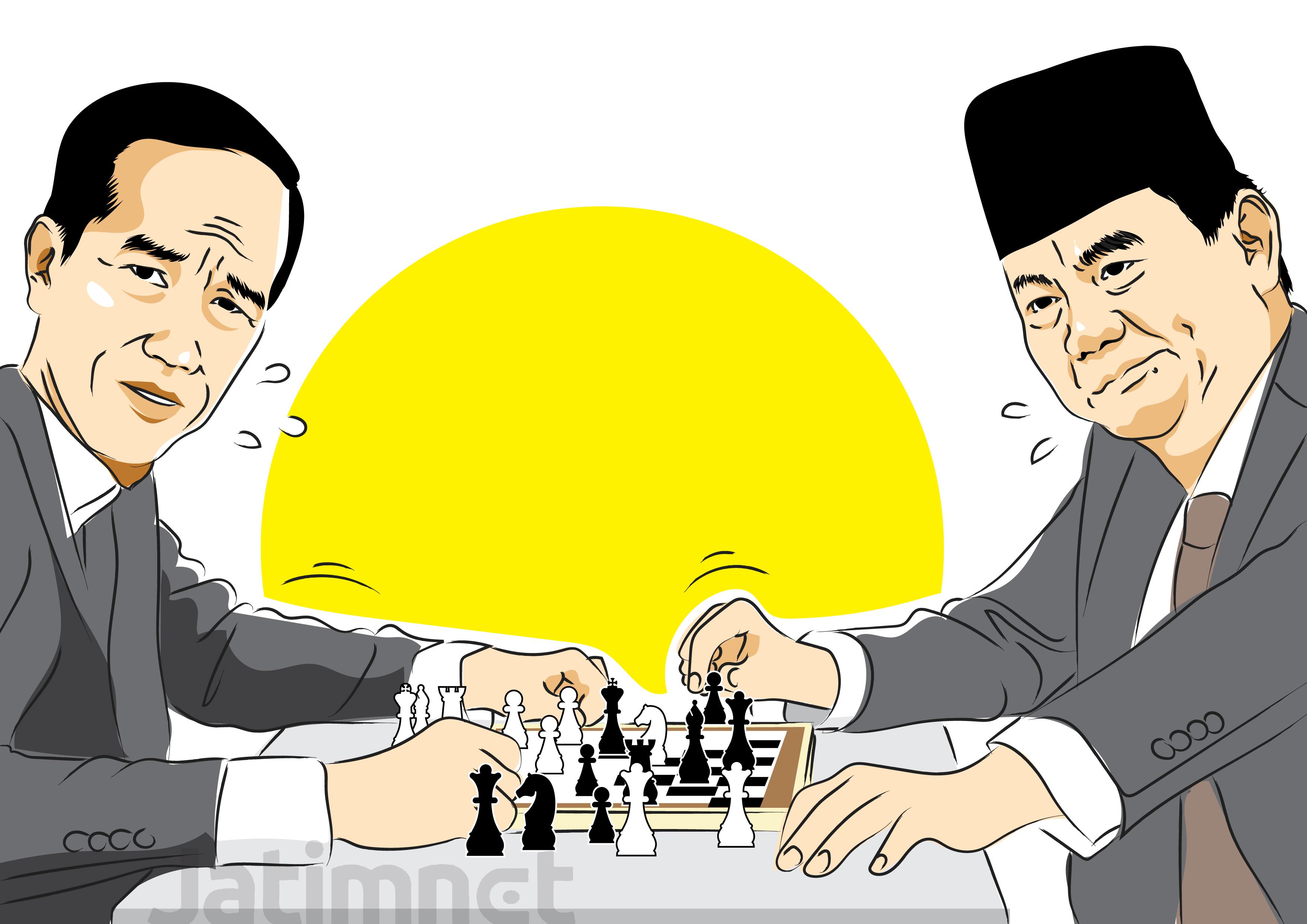 Pengamat: NU dan Gusdurian Dongkrak Suara Jokowi di Jatim