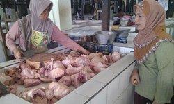 harga-anjlok-penjual-daging-ayam-madiun-bonusi-pembeli