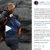 Turis Jerman Lawan Petugas TNBTS Naik ke Kawah Bromo