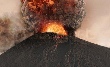 gunung-merapi-gugurkan-lava-pijar-ke-kali-gendol