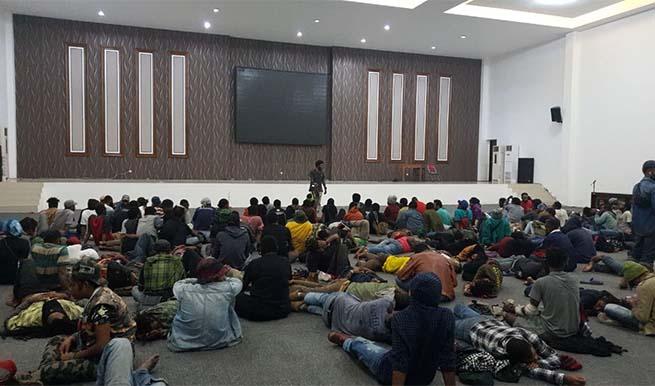 Kronologi Aksi Mahasiswa Papua di Surabaya